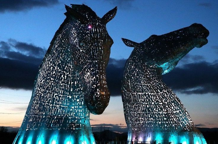 We stumbled across this article from a couple years ago of 300-tonne steel horse 'Kelpies' in Scotland! Could you imagine if #Calgary had these? Maybe for Stampede?! ... Read the full article up on our Facebook page!  #YYC #YYCBusiness #YYCConstruction #Construction #HomeRenos