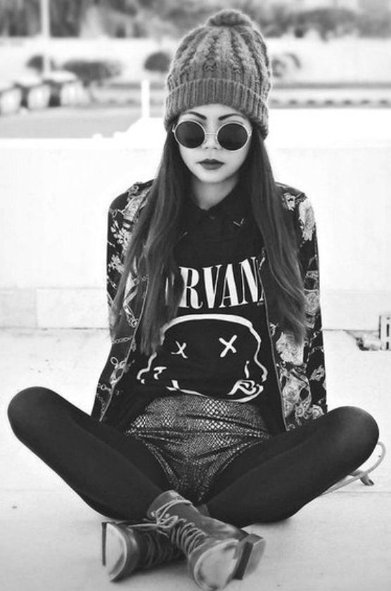 model, photo, black and white, hue, female, street ...