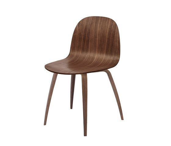 Chairs | Seating | Gubi 2D Chair | GUBI | Poul Christiansen-Boris ... Check it out on Architonic