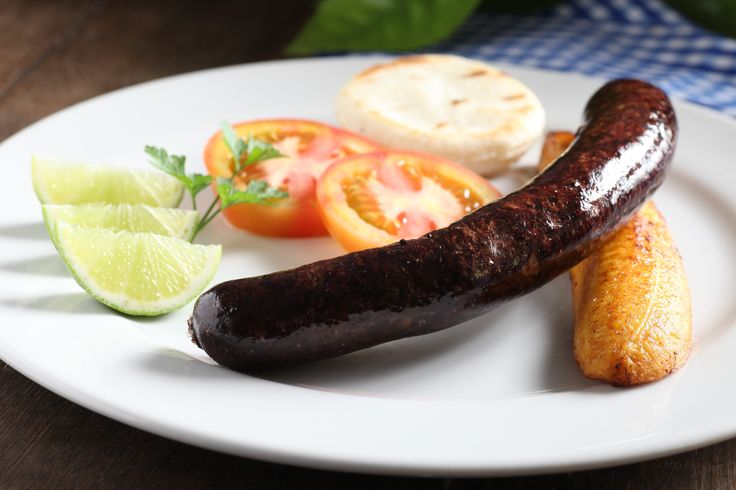 Morcilla, uno de los platos más tradicionales de los paisas. http://www.elrancherito.com.co/