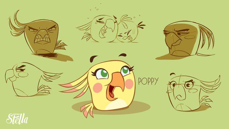 Desenhos De Sandro Cleuzo Para O Filme Angry Birds: Angry Birds Desenho에 관한 상위 25개 이상의 Pinterest 아이디어