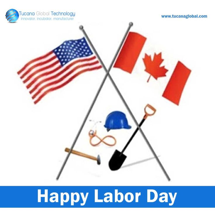 Happy #LaborDay in #US and #Canada