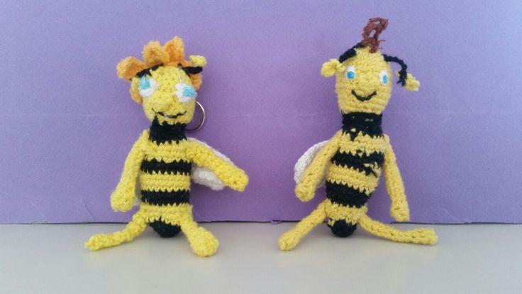 Biene Maja und der faule Willi made by Lucie