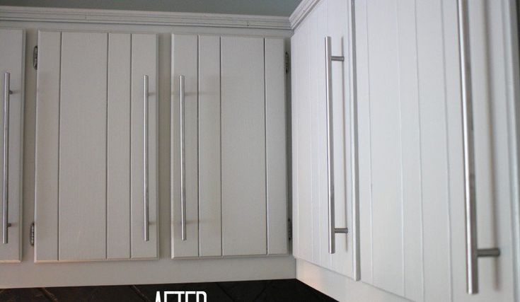 Sanding Kitchen Cabinet Doors