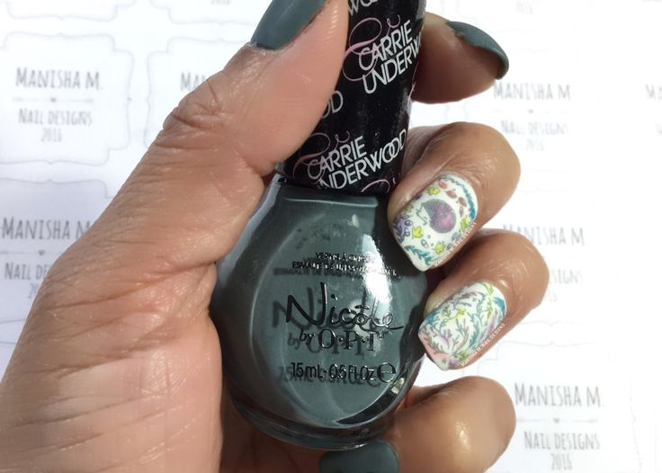 442 best Nail Art - MoYou London images on Pinterest | Designs nail ...