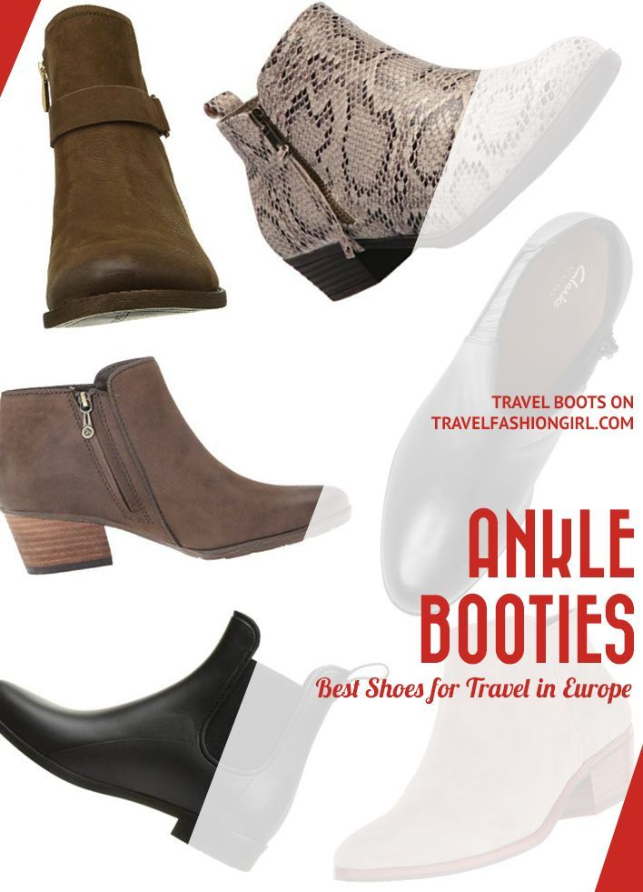 Ankle Booties The Best Shoes For Travel To Europe In Spring And Fall Fashion Tanks That Get Around Is An Online Offering A Selection