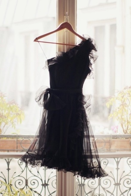 Got to have this black party dress