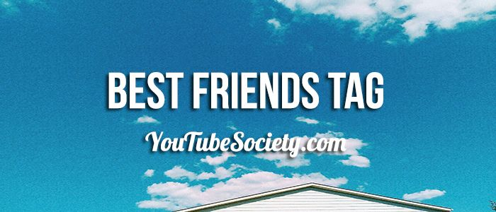 Best Friend Tag will test you and your best friend's friendship! Find out how well you really know each other with these 20 Best Friend Tag Questions