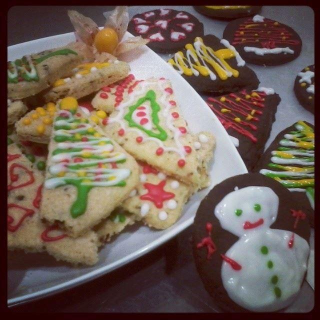 galletas rápidas de navidad