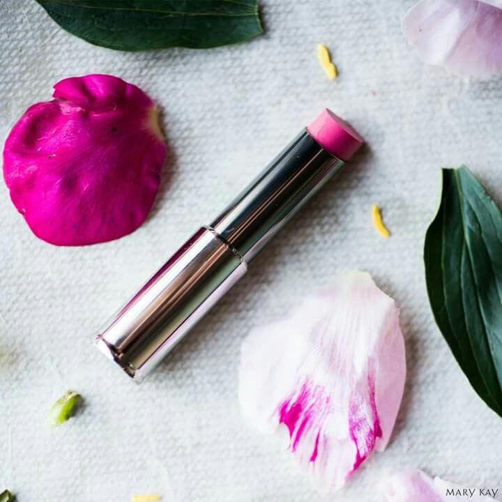 San Valentín casi está aquí. ¡Encontremos el tono rosa perfecto para tus labios! #MaryKay http://expi.co/0nqfp