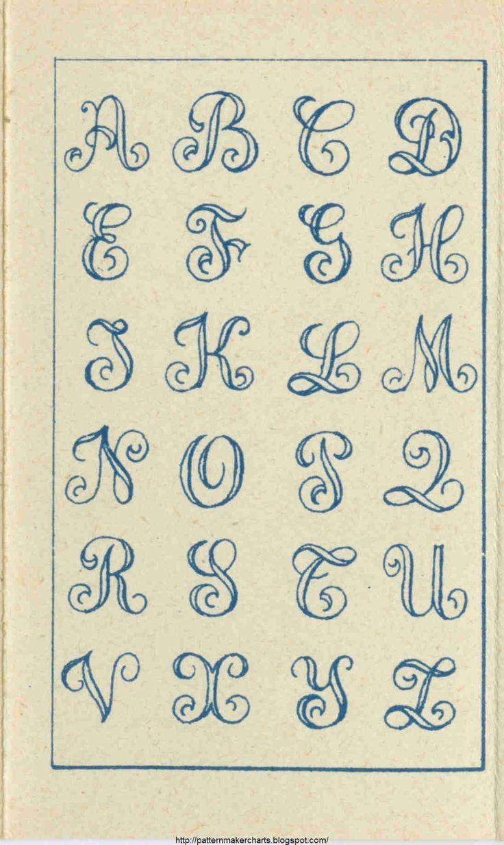 17 Best images about alfabetos, números... on Pinterest   Hand ...