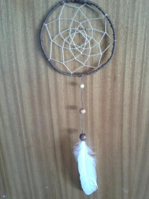Handmade dream catcher