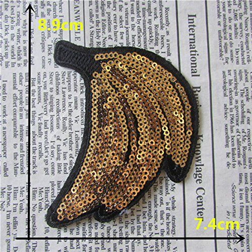 FairyTeller Cartoon Logo Mixture Sell Patch Hot Melt Adhesive Applique Embroidery Patch Diy Clothing Accessory Patch C2079-C818 -- You can find more details by visiting the image link.