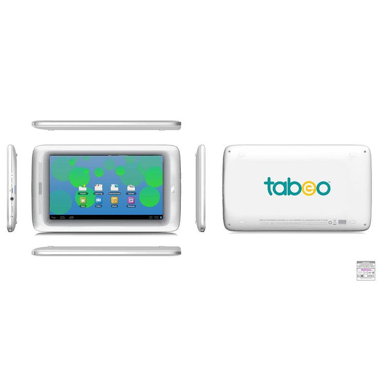 """Tabeo 7 inch Kids Tablet - Chouette Publishing - Toys """"R"""" Us $150"""