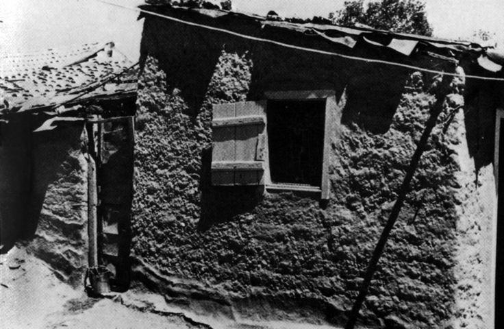 Καισαριανή 1950-51. Φωτο: Παπαδημητρίου Έλλη, Γαλάτη Ασπασία και Γιώργος Μανουσάκης.