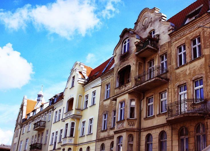 jezyce. Poznan - Poland.
