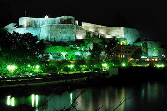 VISIT GREECE  Corfu Castle, #castle #corfu #greekcastles #Greece #Fortress
