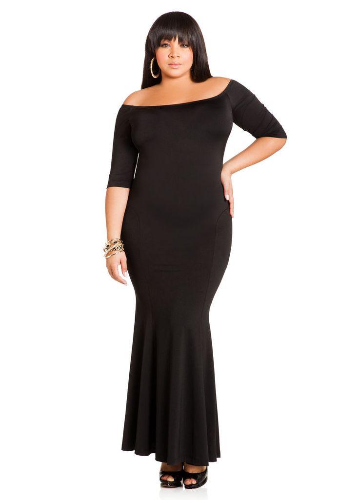 e125a89c80d Maxi Dresses: Ashley Stewart Maxi Dresses Plus Size