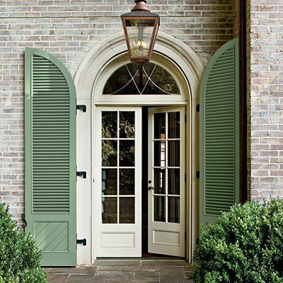 New front door to an old house in Charlotte NC by Paul Bates and Jeremy Corkem