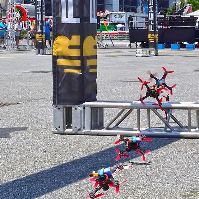 Amazing #longduration of a crash by @hawkx.fpv at Dover Internationals, first race of the 2017 Drone Racing Series! @monstermile    #droneracing #IDRA #DroneRacingSeries #fpvracing #drones #racing #esports #sports #Dover #DoverInternationalSpeedway #MonsterMile #fpv #nascar #worldchampionship #foxeer #dalprop #liftoff #thinktank #hobbico #gemfan #frsky #tmotor #seemecnc #amazonprime #amazonvideo #dailymotion #runcam #raceflight