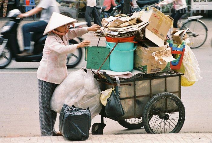 Worldly Possessions - Saigon Streets