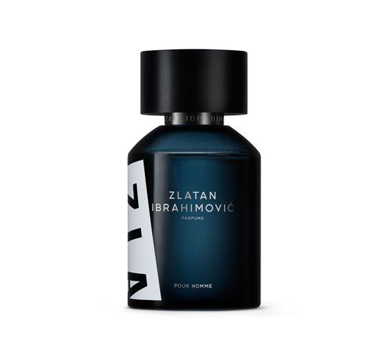 Het eerste parfum van  Zlatan Ibrahimovic  (= voetballer ?)
