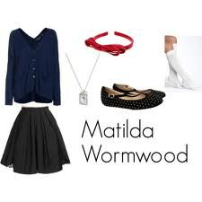 matilda costumes roald dahl - Google Search                                                                                                                                                                                 More