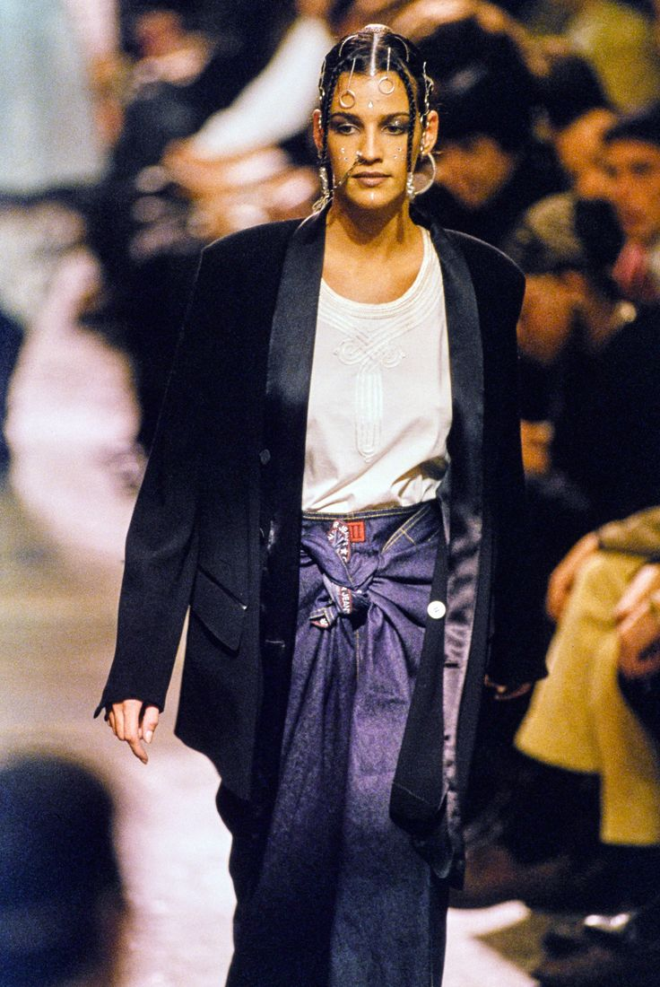 Jean paul gaultier spring 1994 ready to wear fashion show inspiration Good style fashion show cleveland