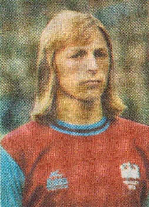 Alan Taylor West Ham United 1975