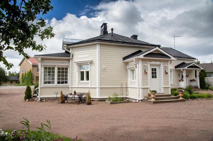 Myydään Omakotitalo Yli 5 huonetta - Hamina Saviniemi Mannerheimintie 23 - Etuovi.com 9977376