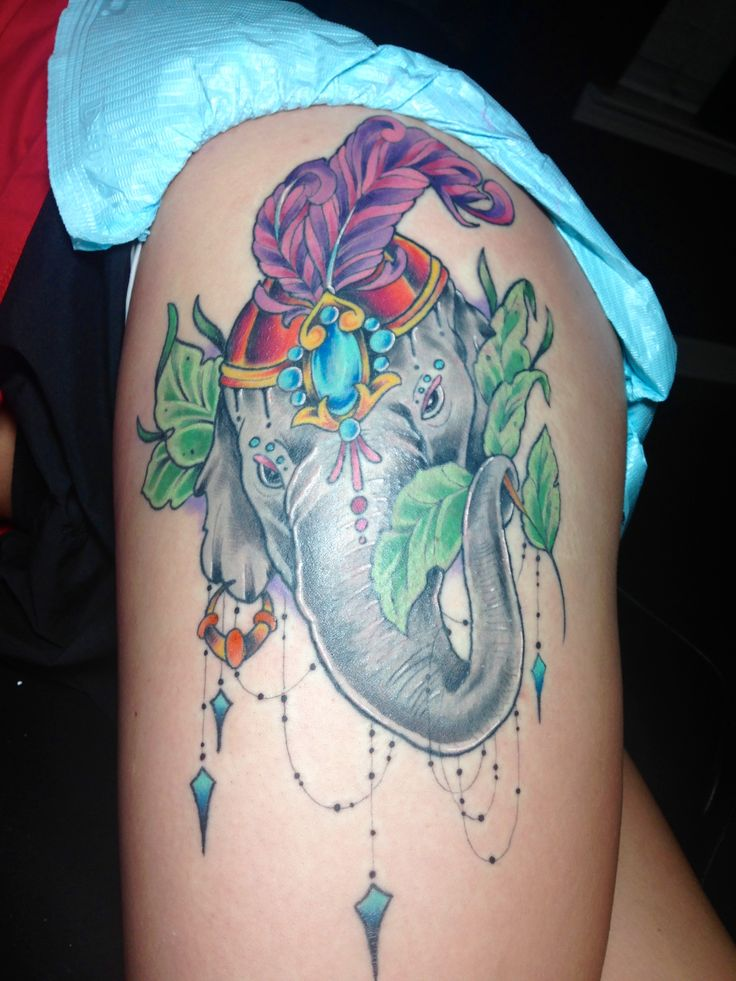 17 best ideas about elephant thigh tattoo on pinterest elephant tattoos henna elephant and. Black Bedroom Furniture Sets. Home Design Ideas