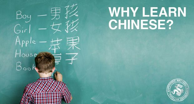 Reasons Why You Should Learn the Chinese Language