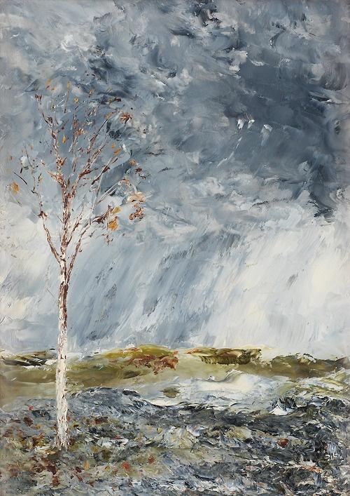 August Strindberg - The Birch Tree