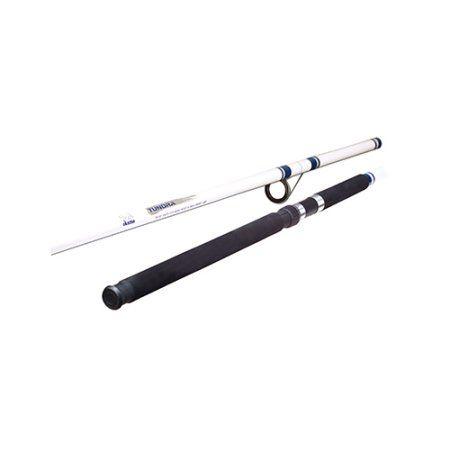 Okuma Tundra 8' Heavy 2-Piece Spin Rod, Multicolor