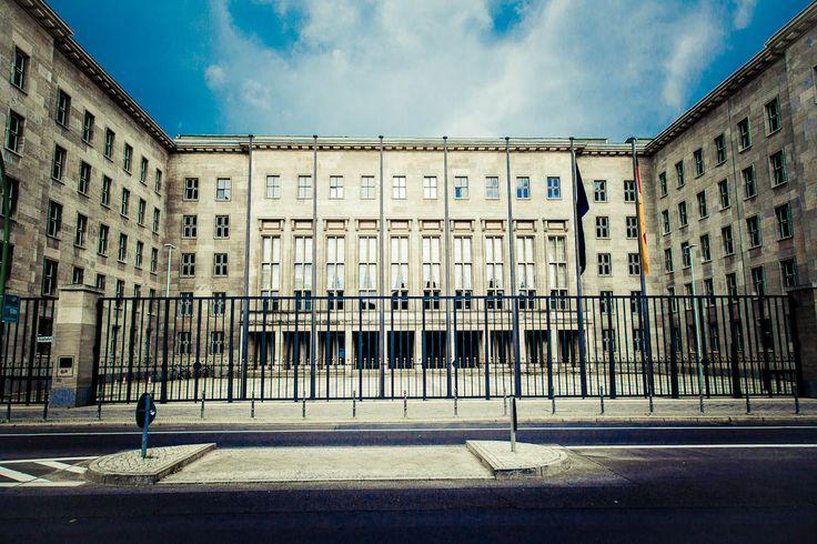 Bundesministerium der Finanzen in Berlin