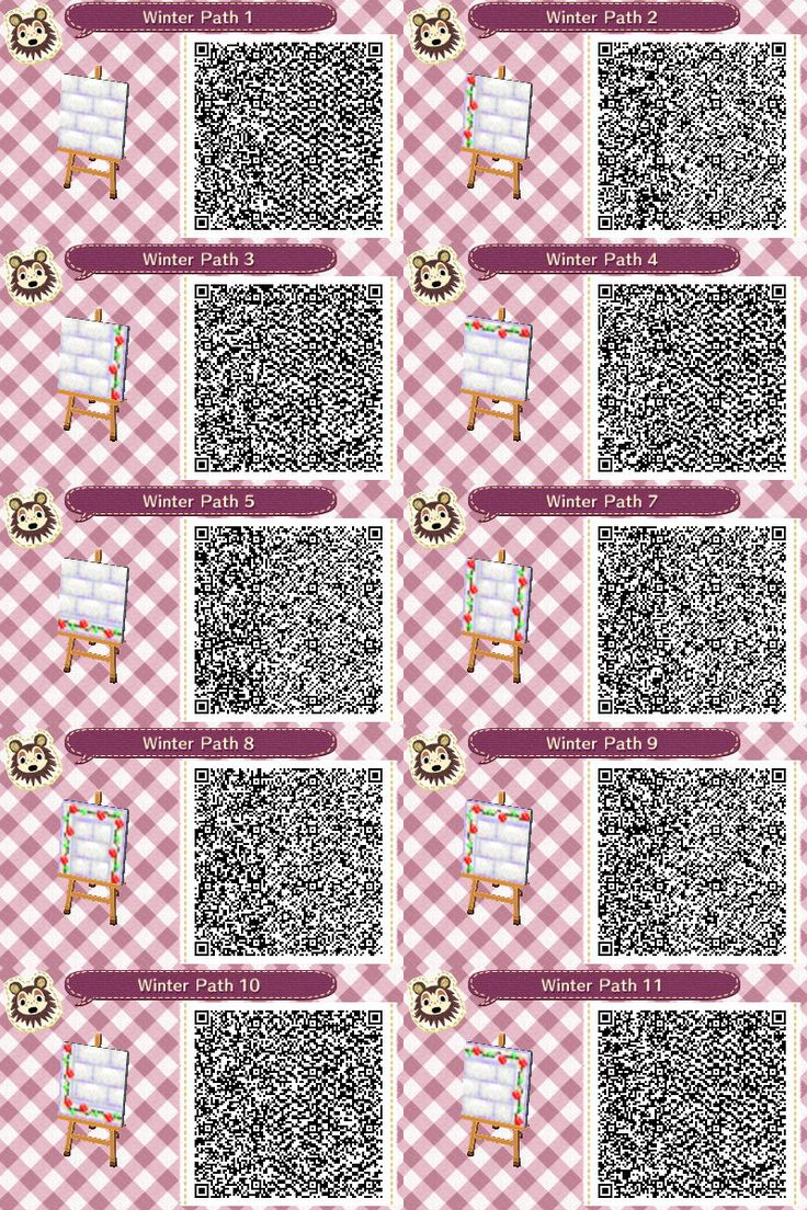 1000 ideas about acnl paths on pinterest animal for Floor qr codes new leaf