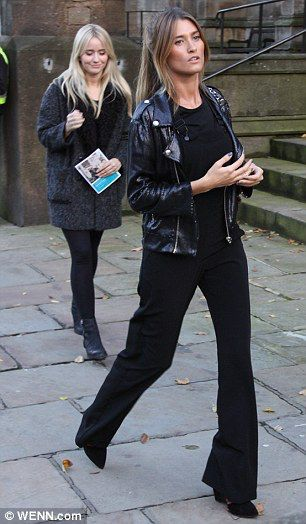 Charley Webb and Sammy Winward.