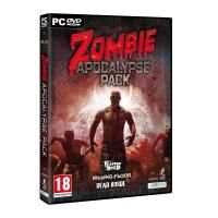 Iceberg Interactive Zombie Apocalypse Pack (DVD-Rom) (kf-96993)  De Zombie Apocalypse Pack bevat drie geweldige zombie games voor de prijs van een! Krijg je dagelijkse dosis van hersensvretende huiveringwekkende levende doden en knal ze terug naar de hel. Trapped Dead: Dit tactische real-time strategie spel met actie-elementen biedt een eerbetoon aan de immens populaire Zombie Horror films van begin jaren '80. Spelers besturen hun personages in een 3rd person isometrisch perspectief. De…