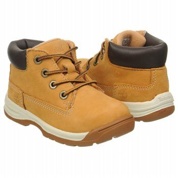Timberland Timber Tykes Lace Tod Boots (Wheat) - Kids' Boots - 5.0 M