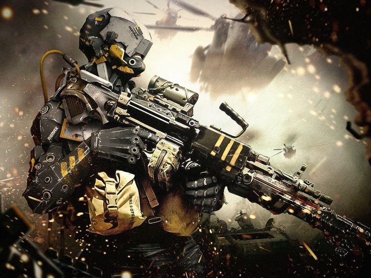 Metal Gear Rising: Revengeance - WAR ( edit ) by SIXSIXSIX | Fan Art | 3D | CGSociety