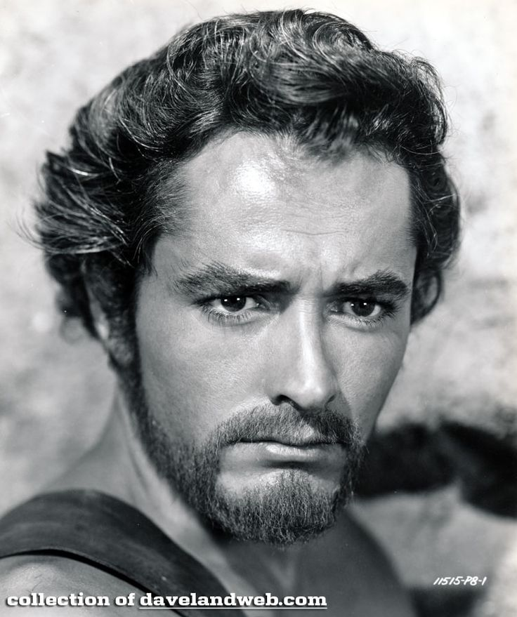 Daveland John Derek Photo Page