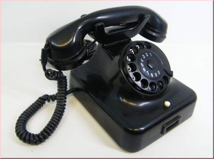 Carcasses de telèfons de Baquelita
