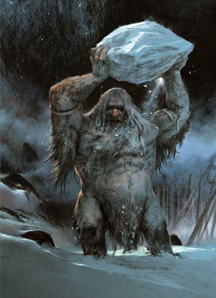 Adrian Smith - Gigante de Hielo