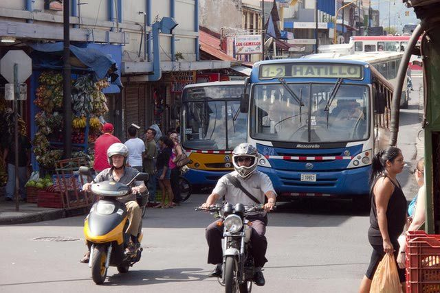 Bus travel in Central America is a necessity for backpackers and budget travelers. Here's a list of tips for Central America bus travel, from chicken buses to luxury buses.