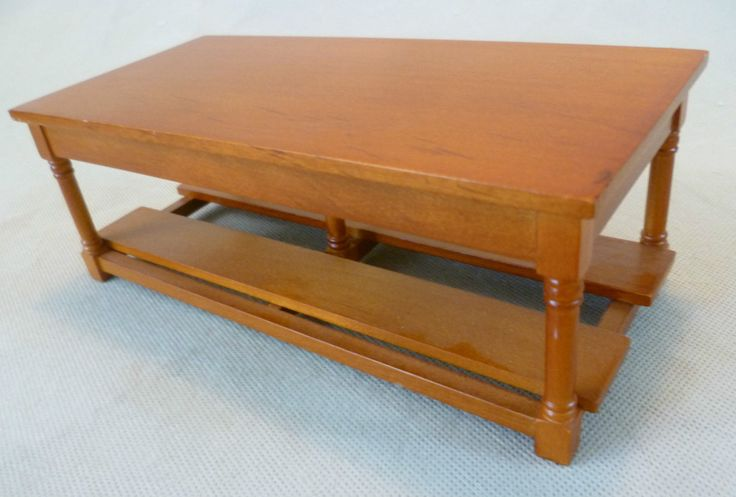 Dolls House Emporium Charles Rennie Mackintosh Kitchen Table - Rare | eBay