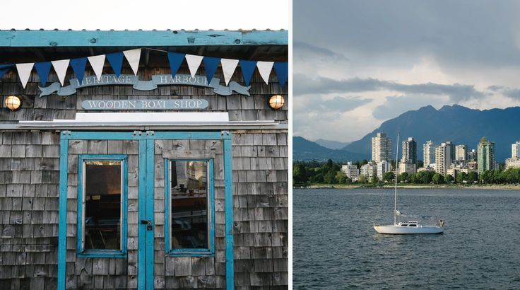VANCOUVER ADVENTURE GUIDE / Field & Forest