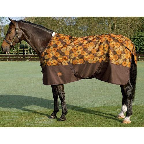 Weatherbeeta Genero Standard Neck Medium Blanket Brown Cheddar Circles   eBay now THIS IS A BLANKET!!!