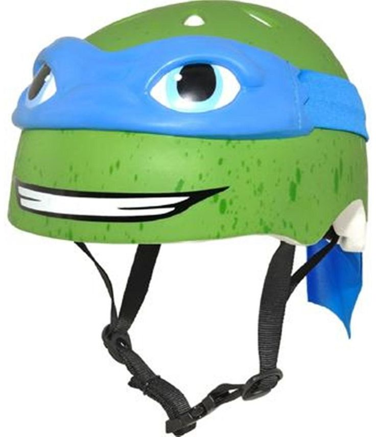 Kids Ninja Turtles Bike Helmet #kids #ninja #turtles #bike #helmet #children  #TeenageMutantNinjaTurtles