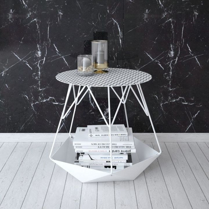 Inspired by their cats desire to sleep on or under something, Levantin Design have created a side table named KRATER.
