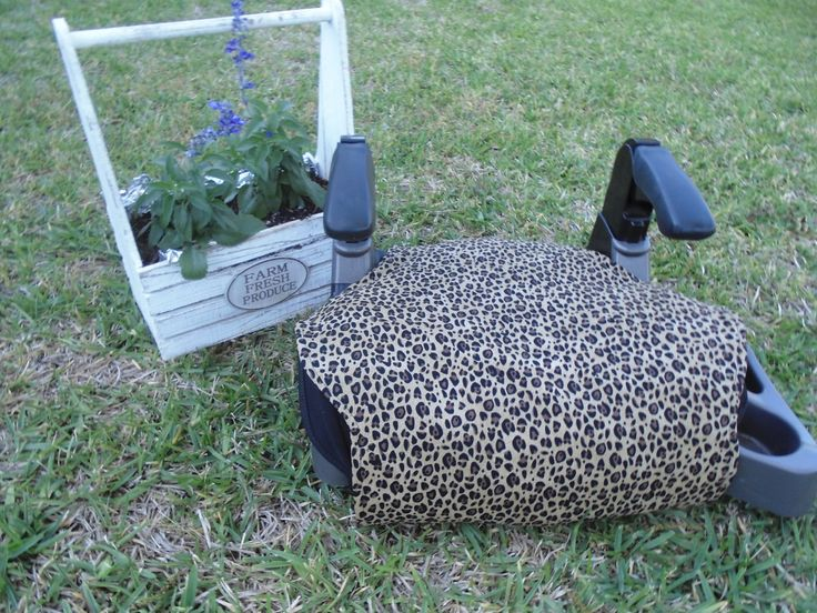 Cheetah Toddler Car Seat Covers